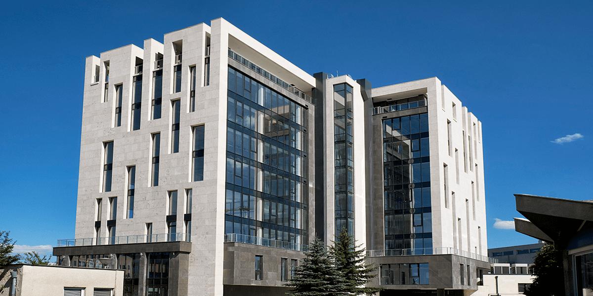 Многофункционална сграда София Младост